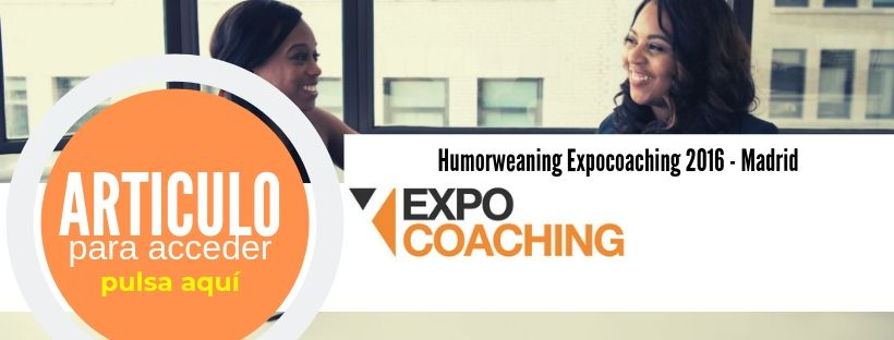 Humorweaning Expocoaching 2016 - Madrid